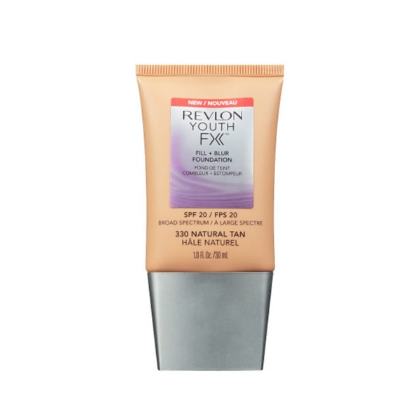 Revlon age defying fill fond de teint 330 natural tan 34.93gr
