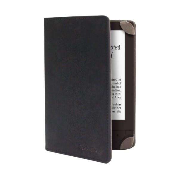 Pocketbook comfort 6'' negro funda libro electrónico pocketbook basic 3