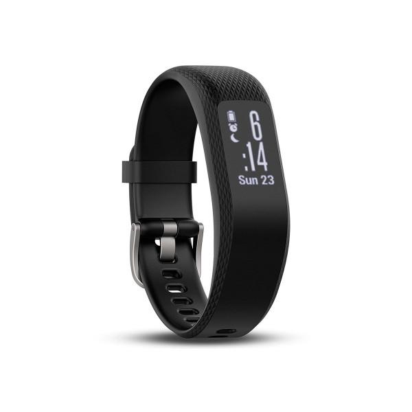Garmin vivosmart 3 negro talla s/m pulsera monitor de actividad inteligente