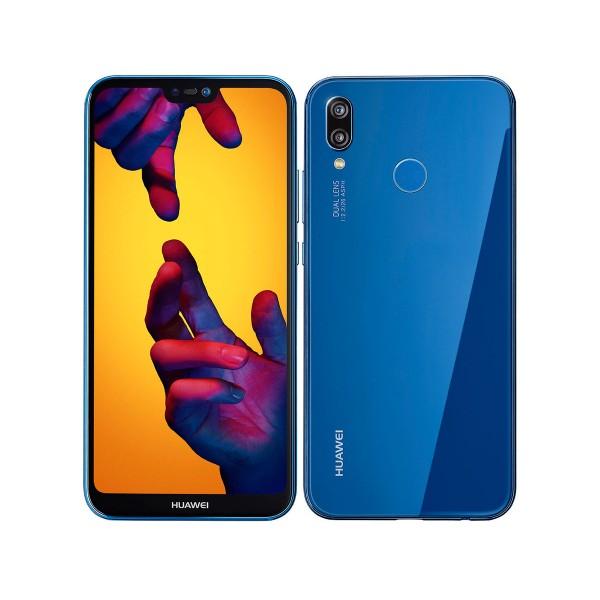 Huawei p20 lite azul móvil 4g dual sim 5.84'' ltps fhd+/8core/64gb/4gb ram/16mp+2mp/16mp