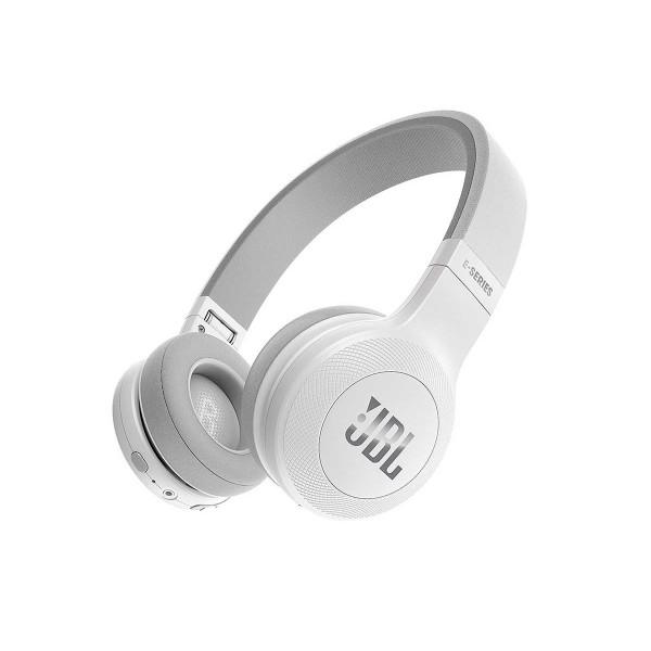 Jbl e45bt auriculares blancos con bluetooth