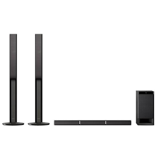 Sony htrt4 sistema de cine en casa 5.1 de 600w con barra de sonido