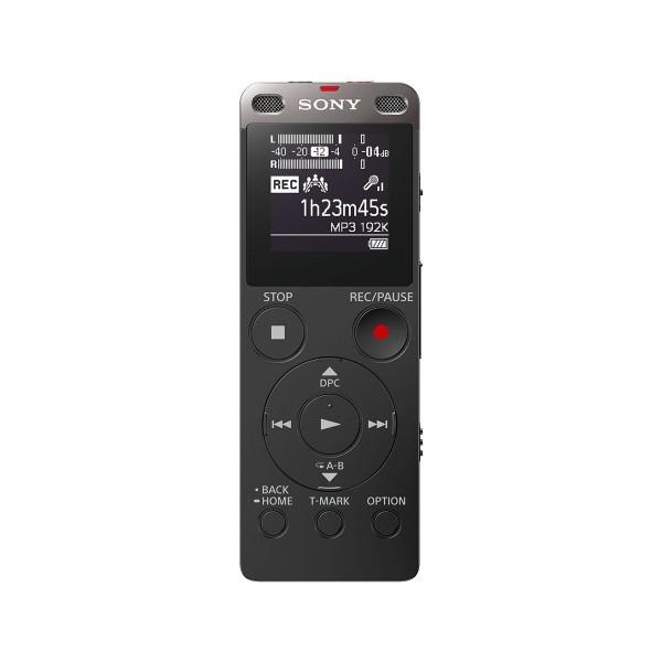Sony icdux560b grabadora de voz digital con usb integrado