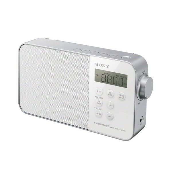 Sony icfm780sl blanco