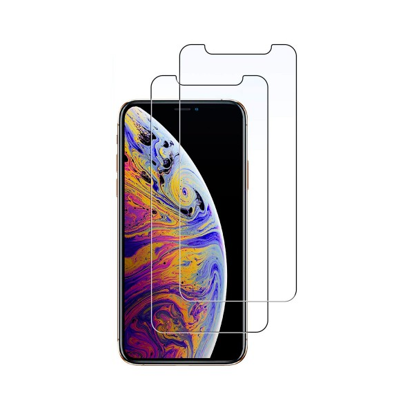 Akashi protector de cristal apple iphone x (2 unidades)