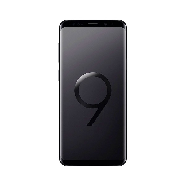Samsung galaxy s9+ negro móvil dual sim 4g 6.2'' samoled qhd+/8core/64gb/6gb ram/12mp+12/8mp