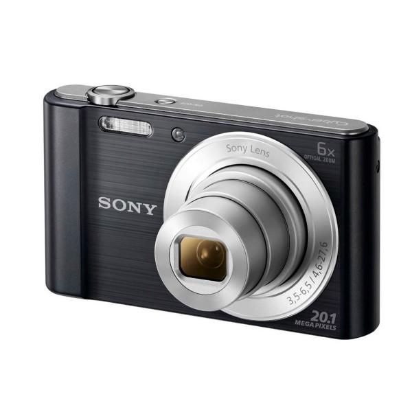 Sony dsc-w810 cámara de fotos compacta negro