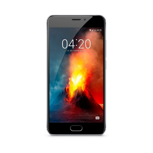 Meizu m5 note 32gb gris móvil dual sim 4g 5.5'' ips ltps/8core/32gb/3gb ram/13mp/5mp