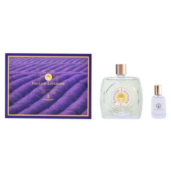English lavender eau de toilette 320ml vaporizador + eau de toilette 30ml
