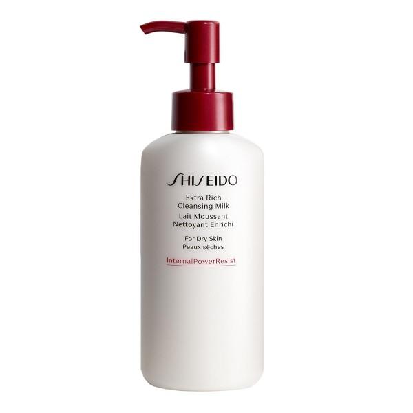 Shiseido extra-rich leche limpiadora 125ml
