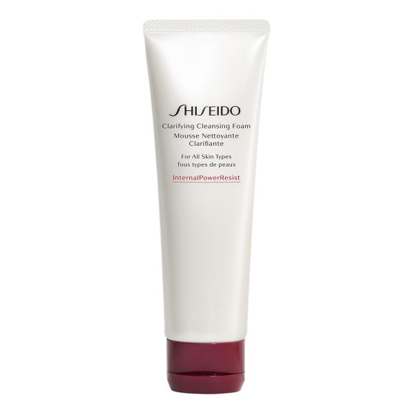 Shiseido clarifying cleansing espuma 125ml
