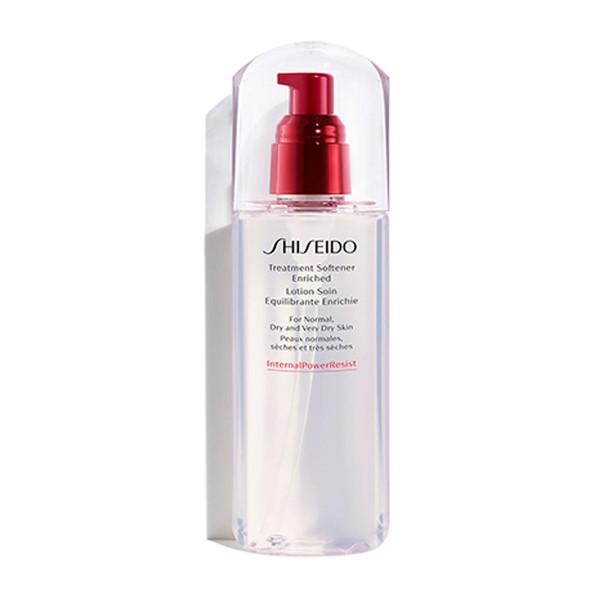 Shiseido softener tratamiento enriquecido 150ml