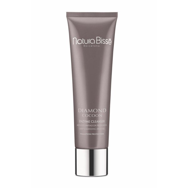 Natura bisse diamond cocoon enzyme cleanser tubo 100ml vaporizador