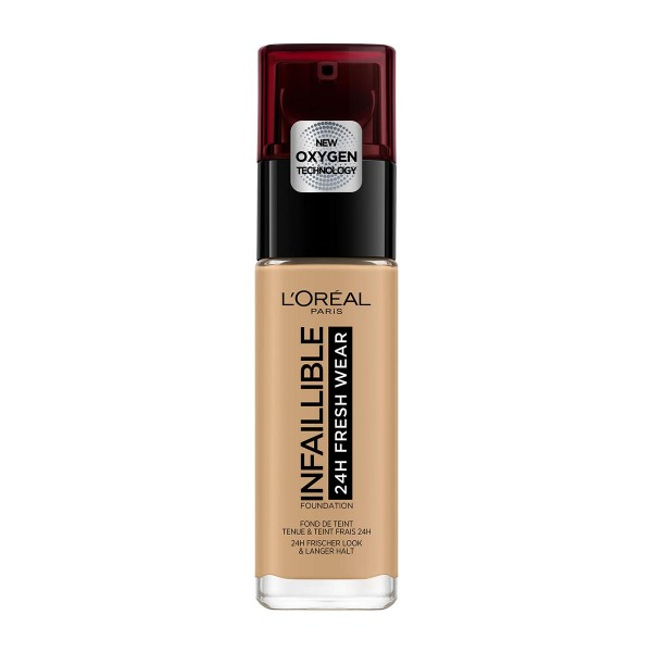 L'oreal infallible fresh wear base 250 sable eclat