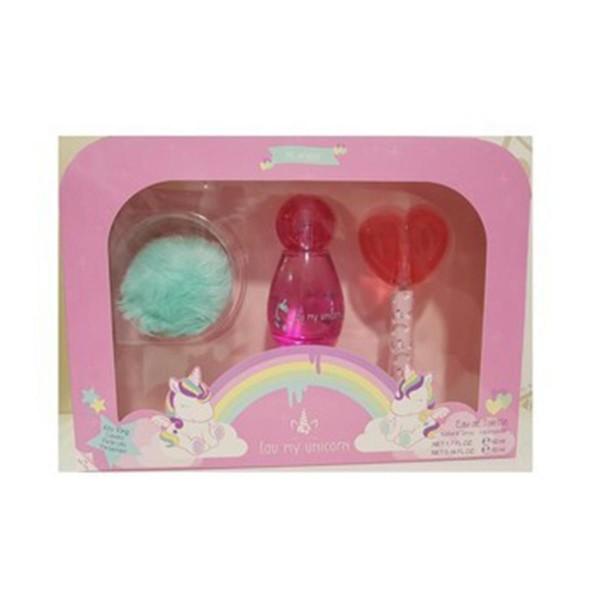 Eau my unicorn eau my unicorn eau de toilette 50ml + perfume pen 1u. + pompom 1u.