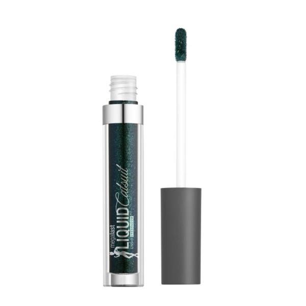 Wetn wild megalast liquid metal sombra de ojos emerald gaze