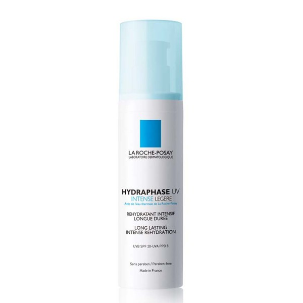 La roche posay hydraphase uv intense riche long lasting intense rehyd spf20 50ml