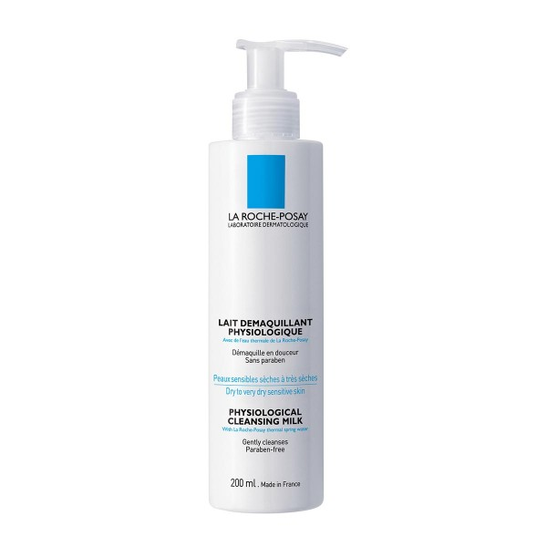 La roche posay physiological leche limpiadora 200ml