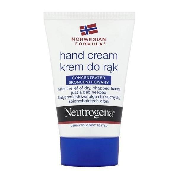 Neutrogena cuerpo crema de manos concentrada 50ml