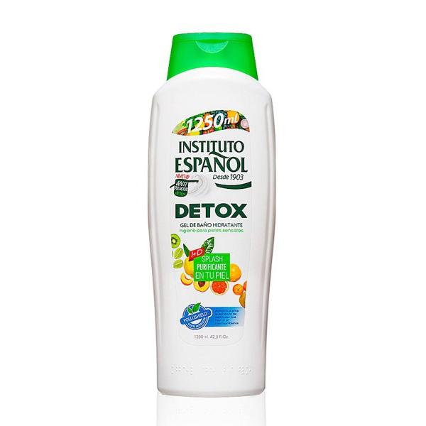Instituto español detox gel de baño 1250ml