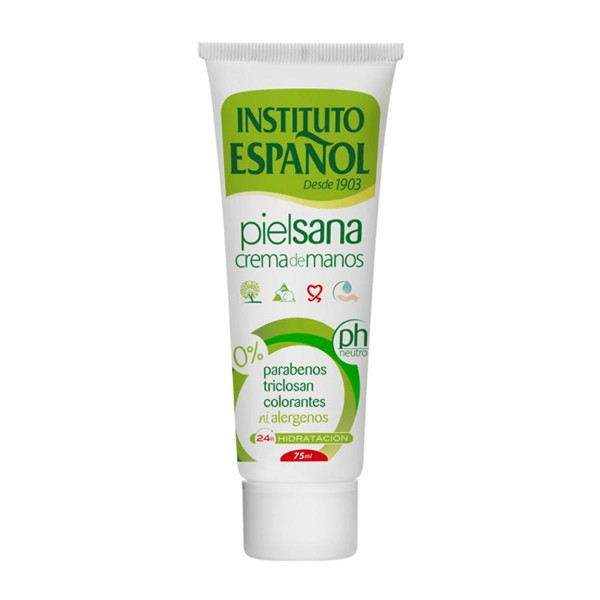 Instituto español piel sana crema de manos ph neutro 75ml