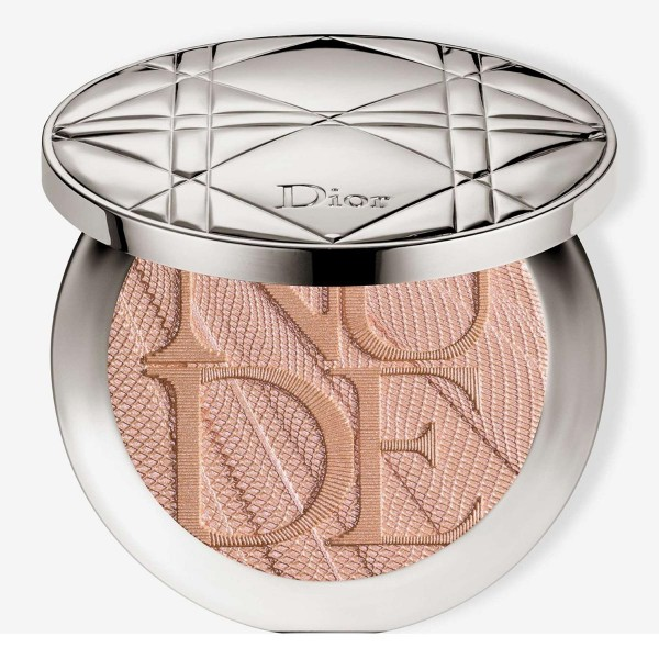 Dior diorskin mineral luminous polvos 02 holo gold