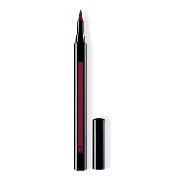 Dior rouge dior ink perfilador labial 851 shock