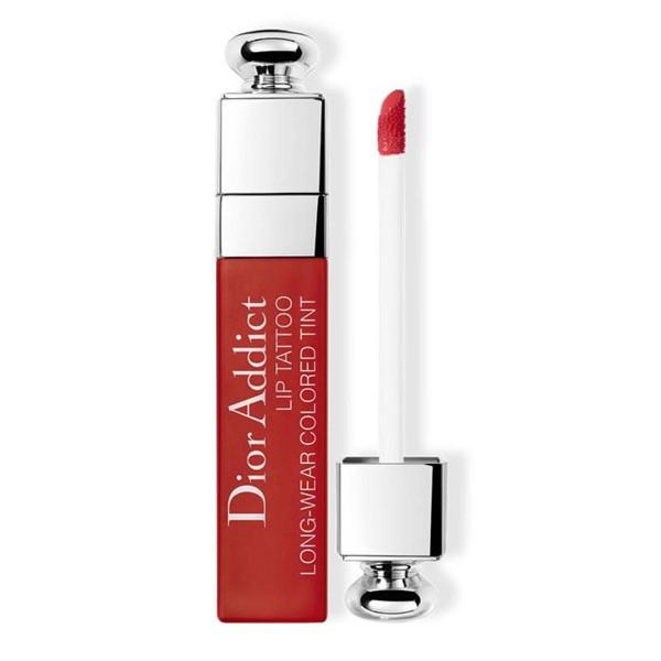 Dior addict tattoo barra de labios 661 natural red