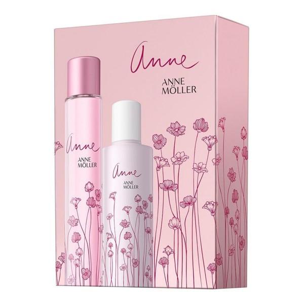 Anne moller mujer eau de toilette 100ml vaporizador + perfumed body lotion 200ml