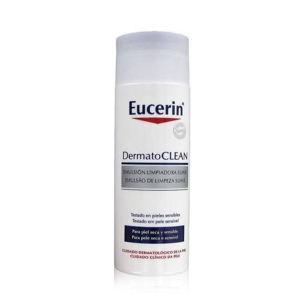 Eucerin dermato emulsion suave piel sensible 200ml
