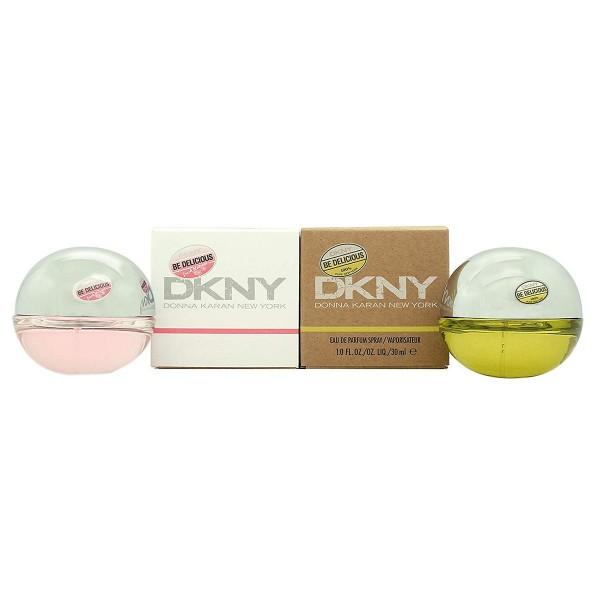 Donna karan be delicious eau de parfum 30ml vaporizador + be delicious blossom eau de parfum 30ml vaporizador