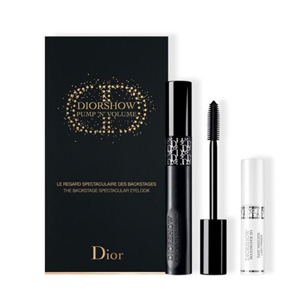Dior diorshow pump'n volume mascara de pestañas + miniatura