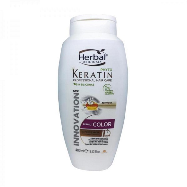Herbal hispania originals phyto-keratin champu 7 benefits in one bb cream anti-e sin silicona 400ml