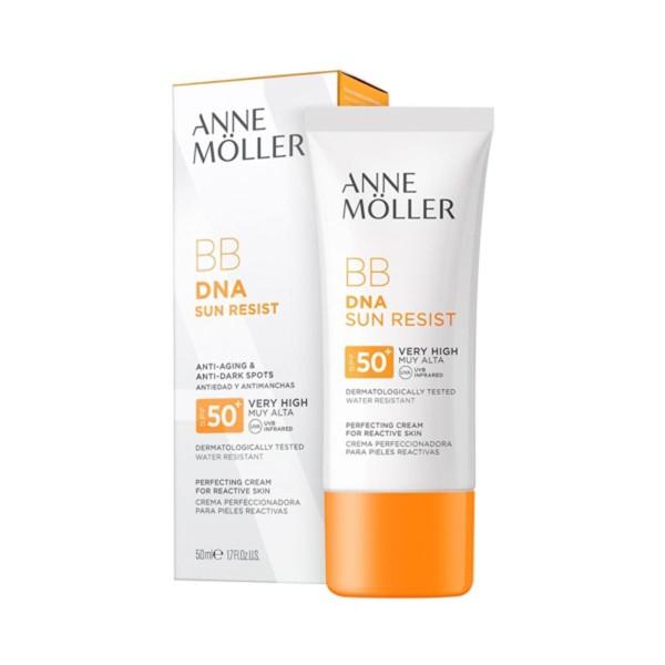 Anne moller dna sun resist bb cream spf50+ 50ml