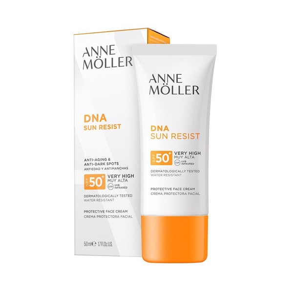 Anne moller dna sun resist crema spf50+ 50ml