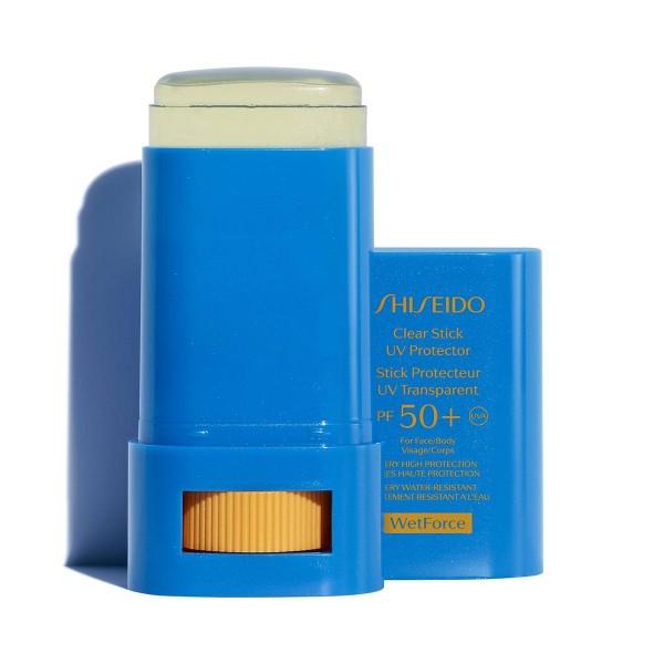 Shiseido uv clear protector stick spf50+