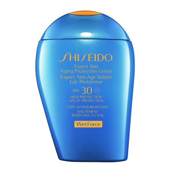 Shiseido expert sun wetforce locion spf30 100ml