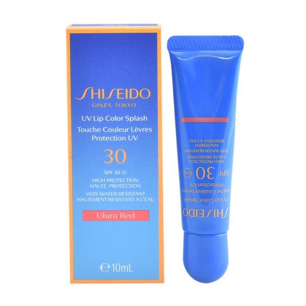 Shiseido uv color splash crema spf30 uluru red