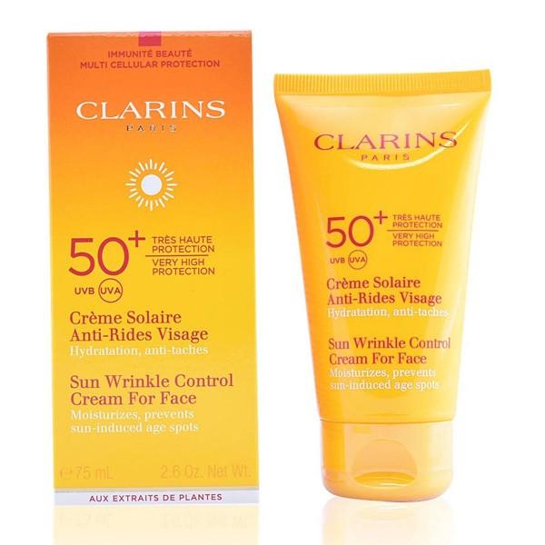 Clarins sun control crema anti-arrugas spf50+ 75ml