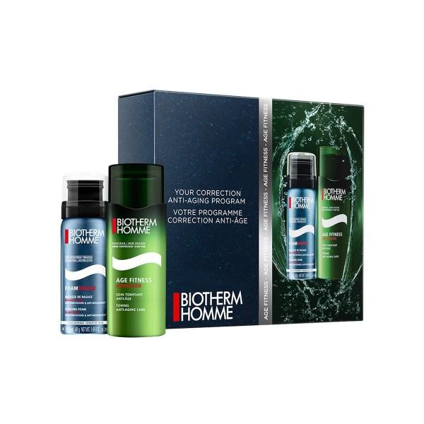 Biotherm homme age fitness locion 50ml + espuma de afeitar 50ml