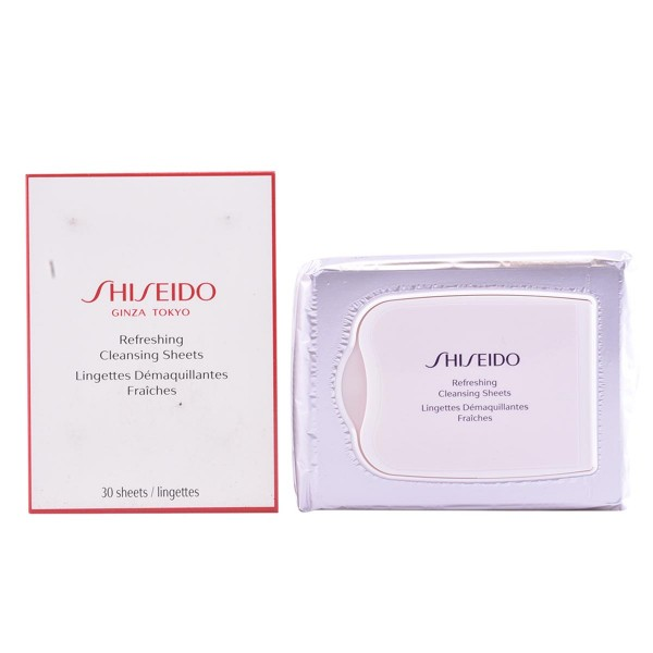 Shiseido pureness toallitas refrescantes