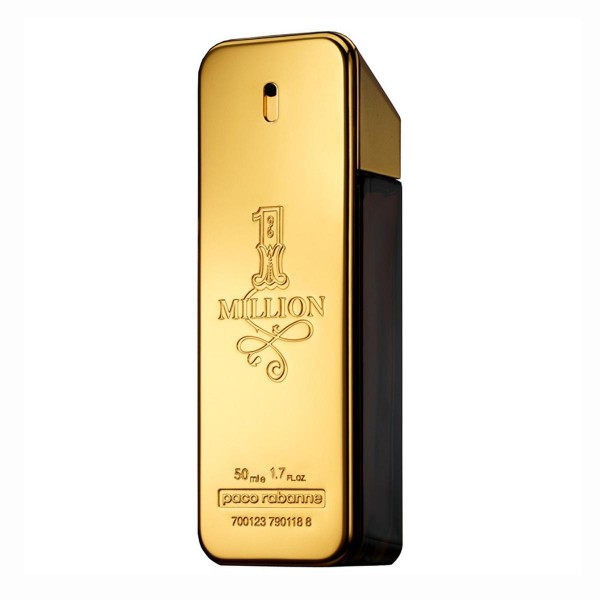 Paco rabanne 1 million eau de toilette 200ml vaporizador