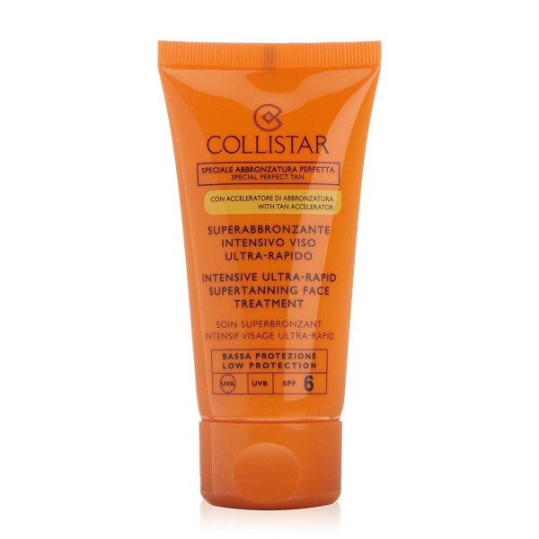 Collistar intensive supertanning tratamiento cara spf6