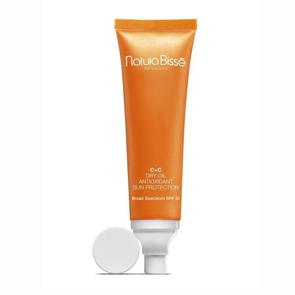 Natura bisse c+c crema antioxidante dry oil spf30 100ml