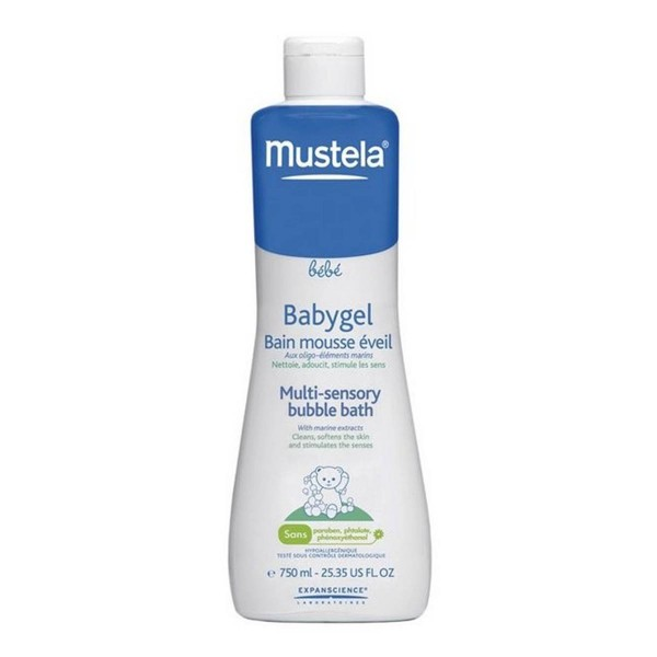 Mustela babygel gel piel normal 200ml