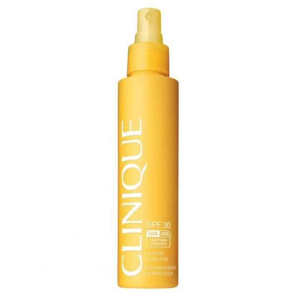 Clinique sunscreen body mist spf30 144ml