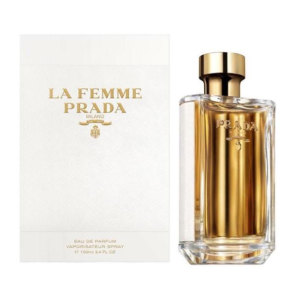Prada la femmme eau de parfum 100ml vaporizador