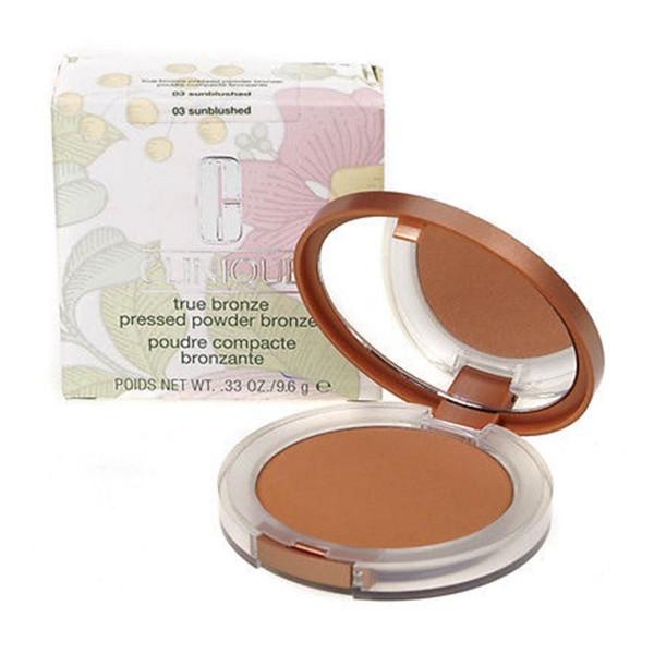 Clinique true bronze polvos compactos bronzer 03 sunblushed
