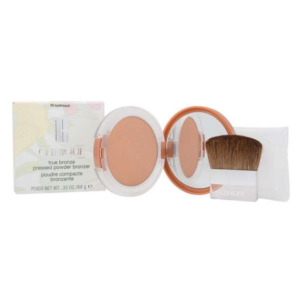 Clinique true bronze polvos compactos bronzer 02 sunkissed