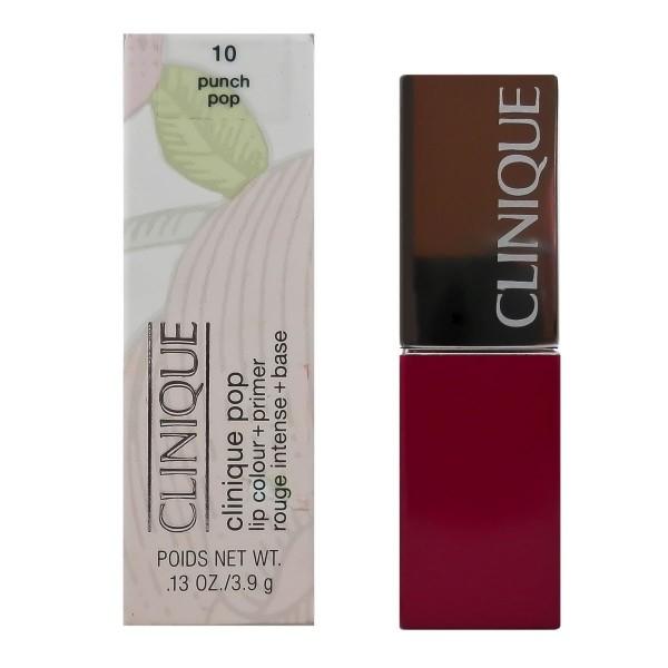 Clinique pop lacquer lip colour&primer 10 punch pop